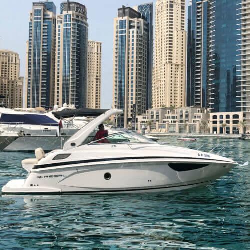 Regal Boat In Dubai