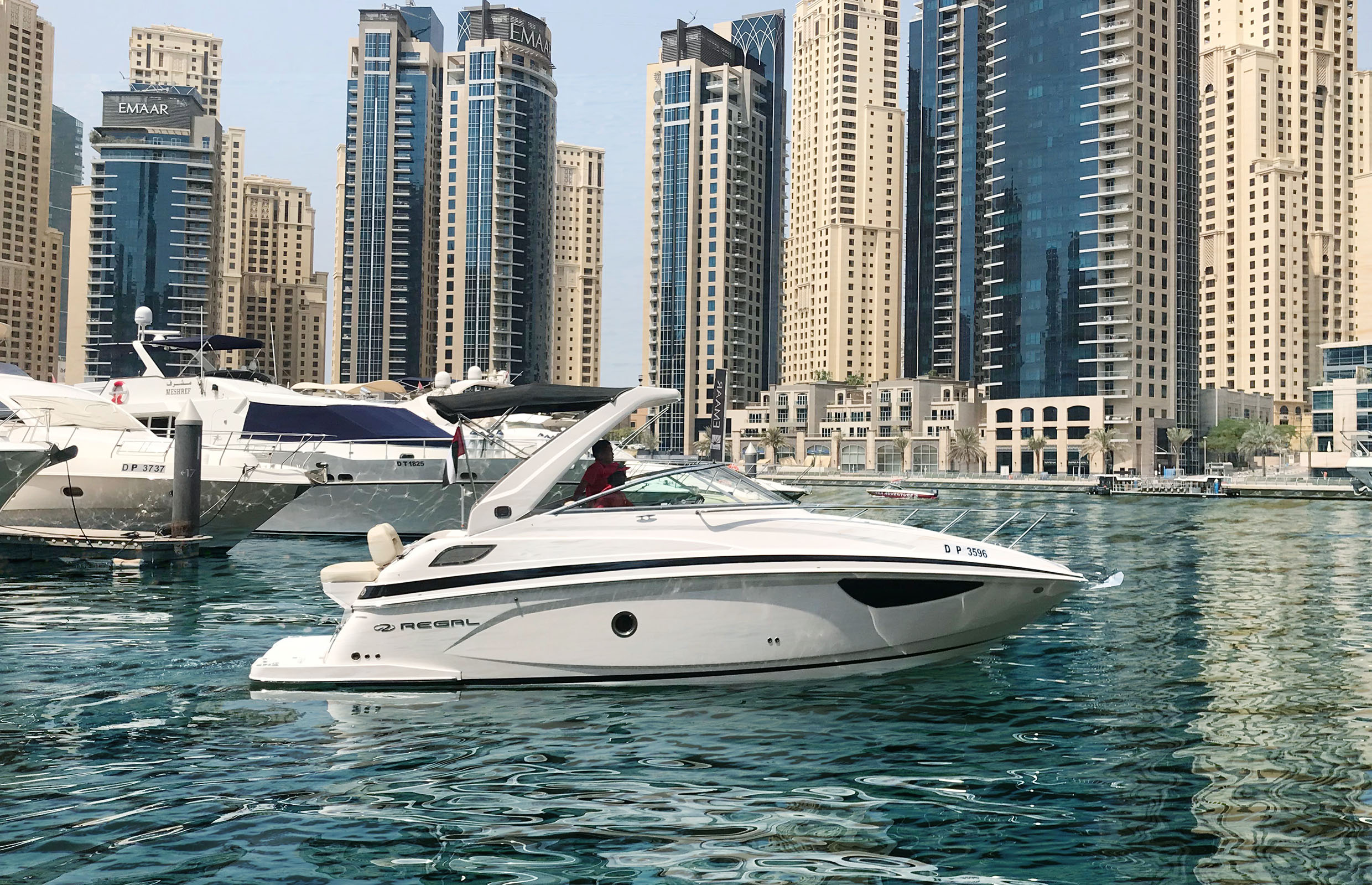 Regal Boat In Dubai