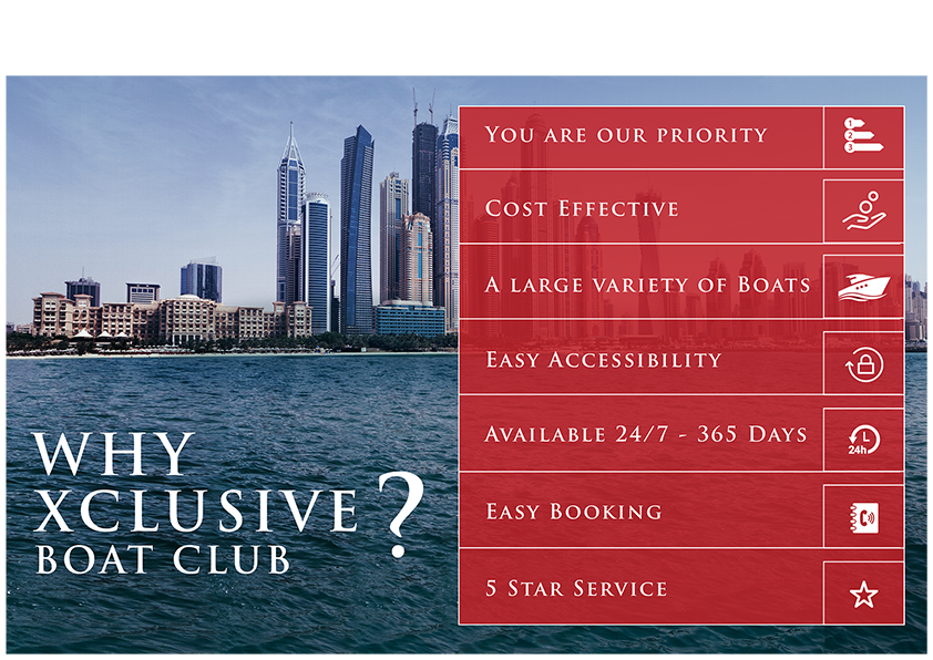 Why Xclusive Boat Club?