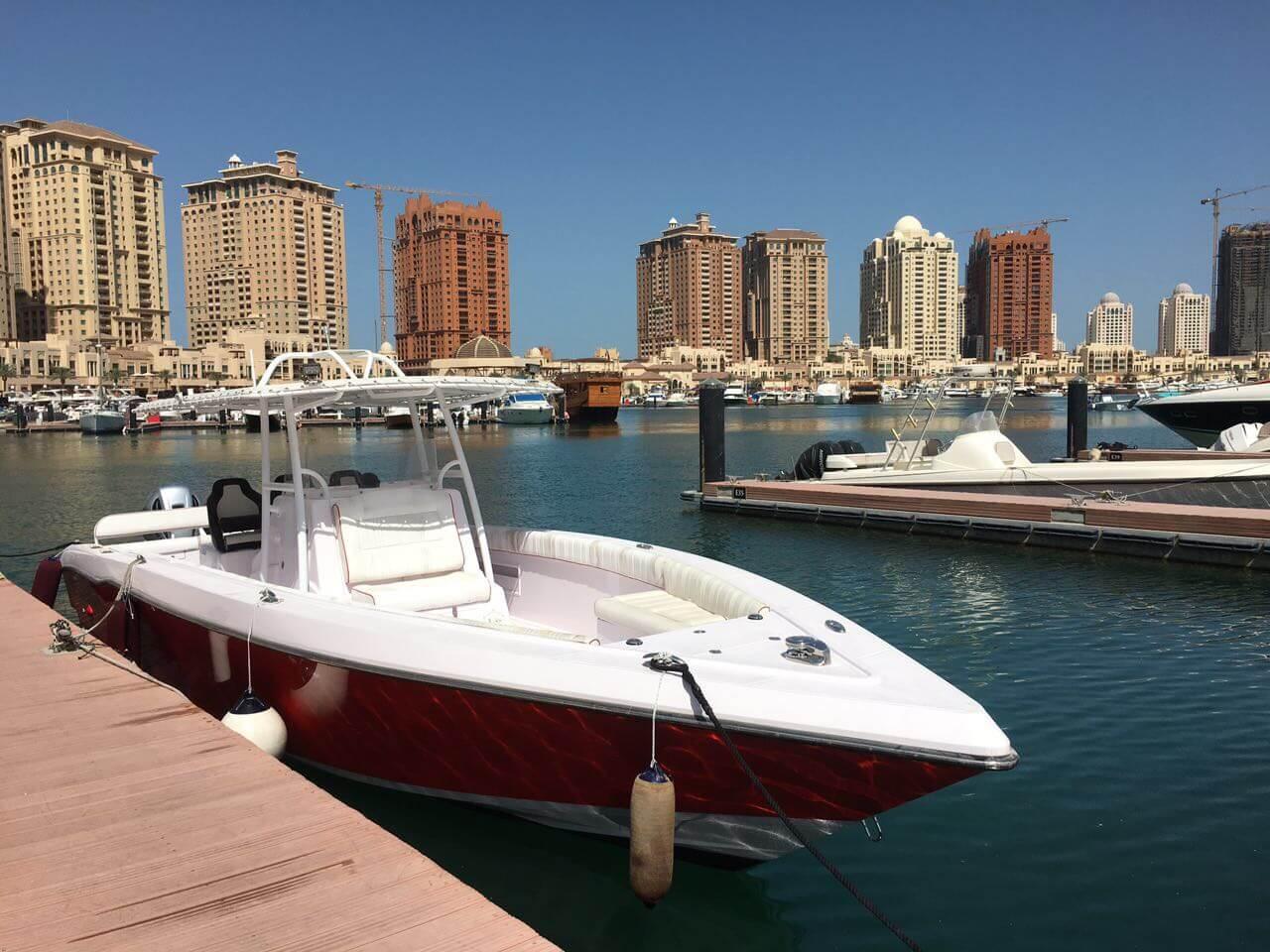 Ocean Boats Dubai 35