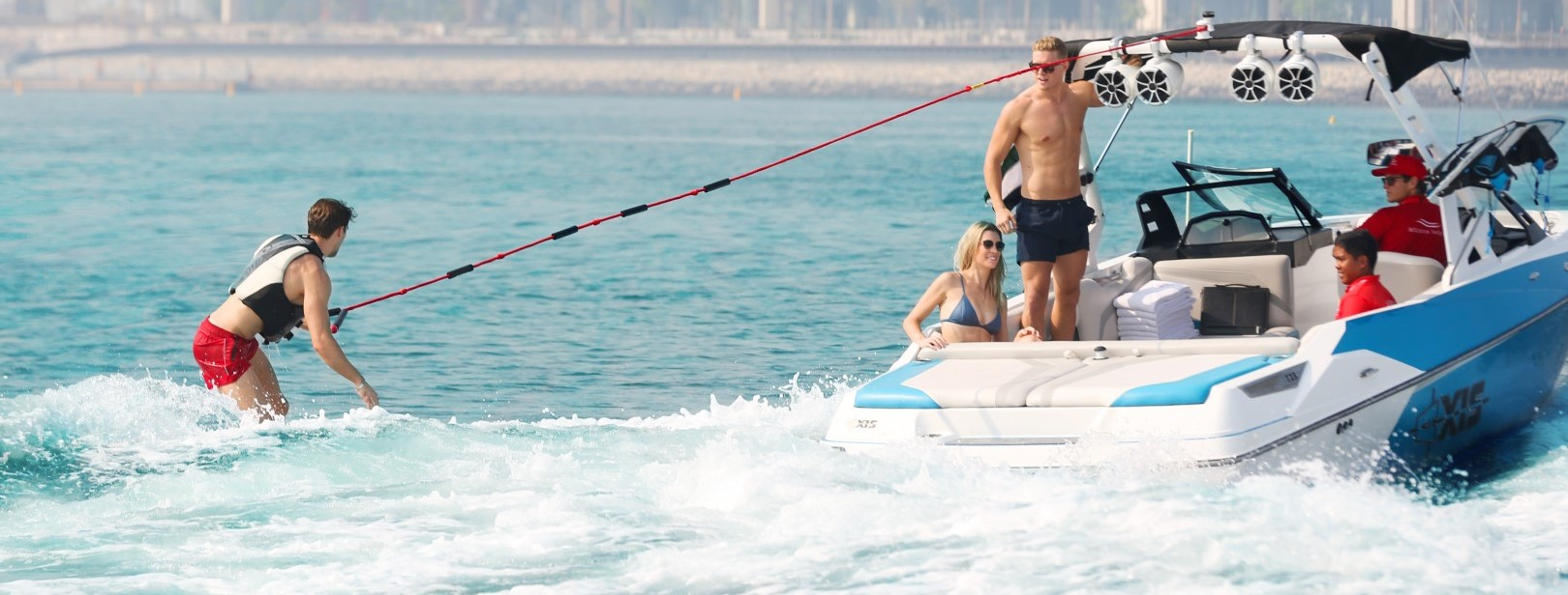 Axis T23 Wake Surfing Dubai